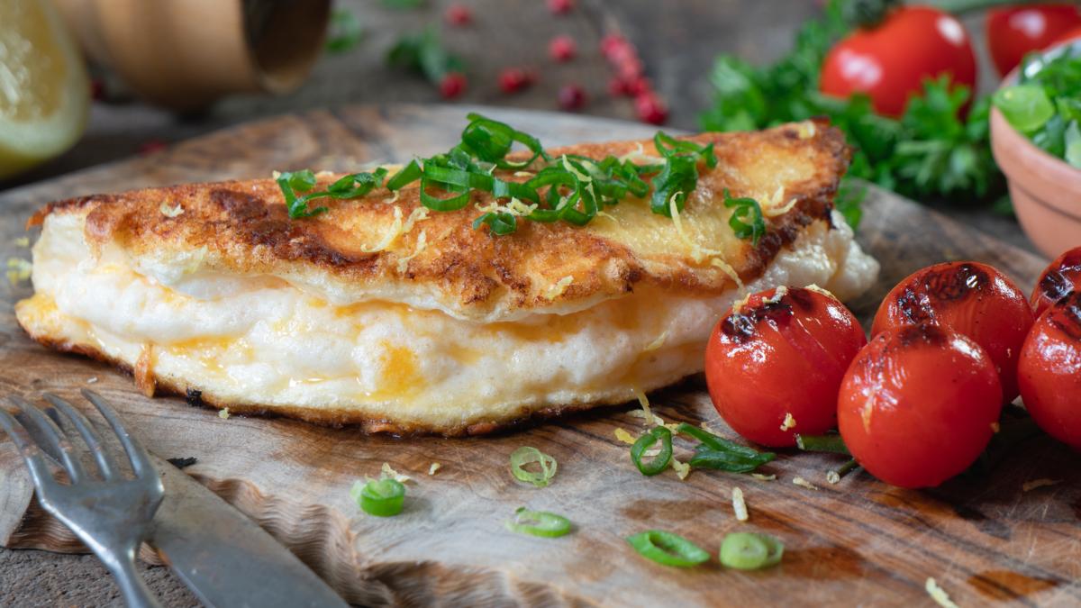 <b>Rezept:</b> Soufflé Omelette